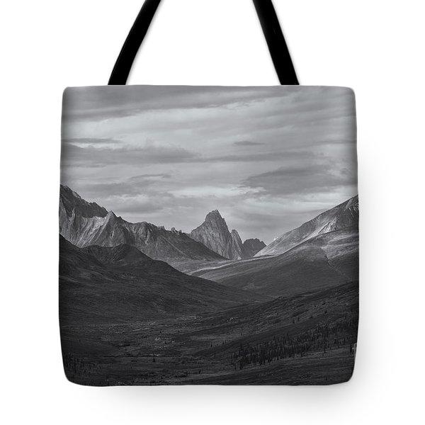 Pristine Valley Tote Bag