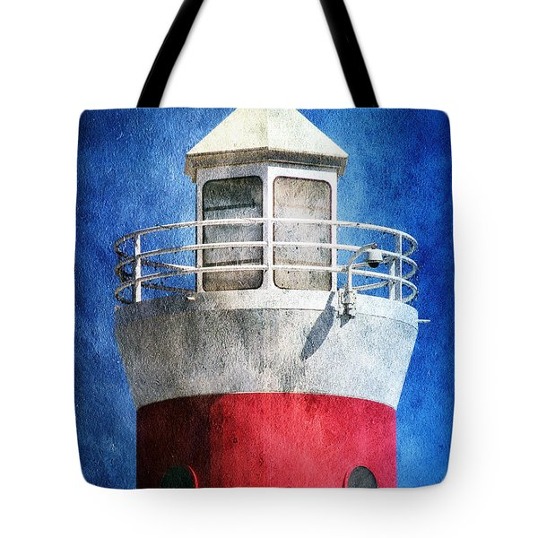 Private Lighthouse Tote Bag
