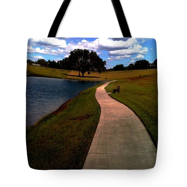Private Park,fl. Tote Bag