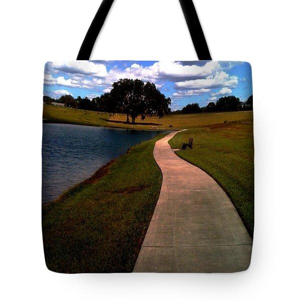 Private Park,fl. Tote Bag