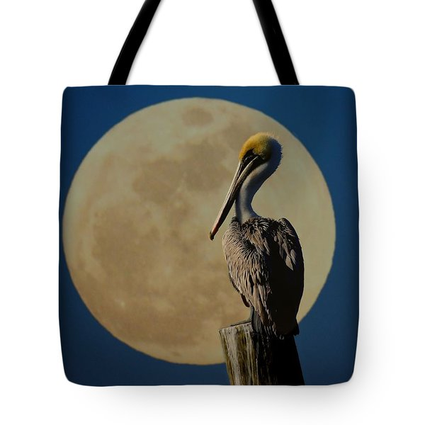 Profile Pic Tote Bag