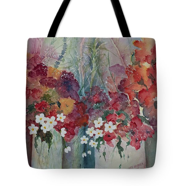 Profusion Tote Bag by Lee Beuther