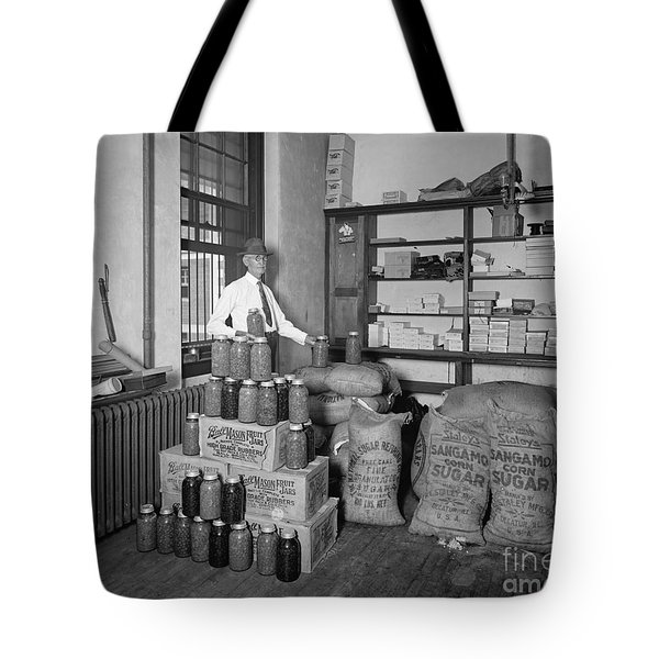 Prohibition 1920s Tote Bag by Granger
