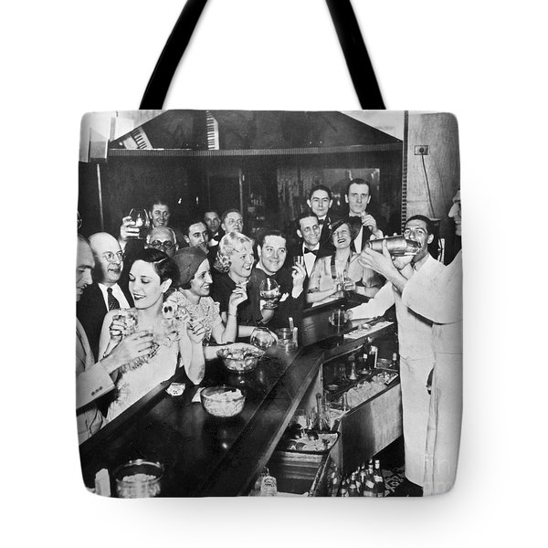 Prohibition Repeal, 1933 Tote Bag