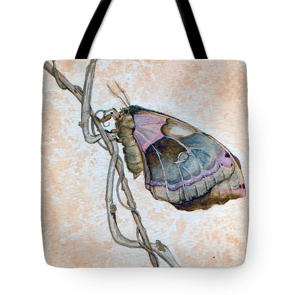 Promethea Moth Tote Bag