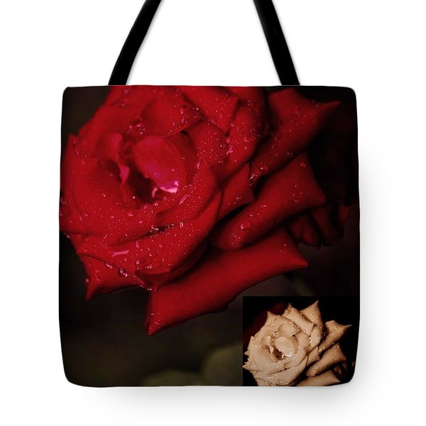 Promise Of Tomorrow Tote Bag by DigiArt Diaries by Vicky B Fuller