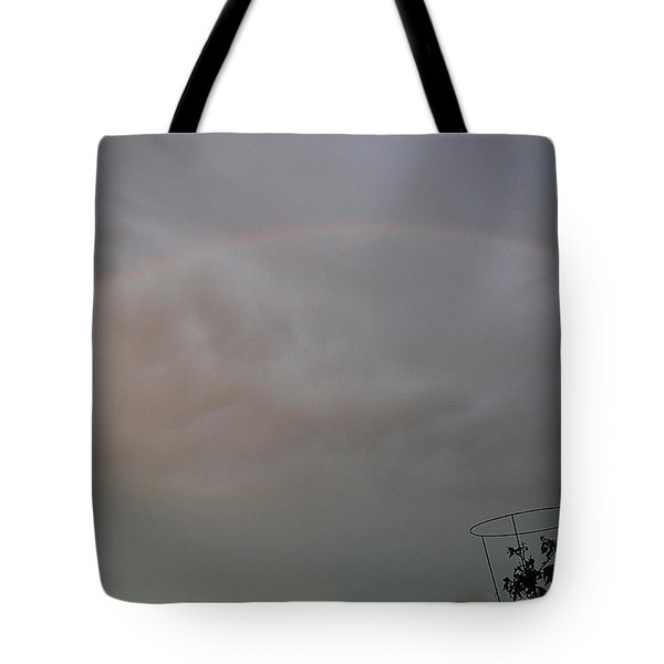 #promisespromises Tote Bag by Becky Furgason