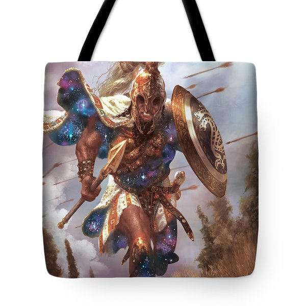 Promo Soldier Token Tote Bag
