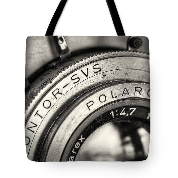 Prontor Svs Tote Bag by Scott Norris