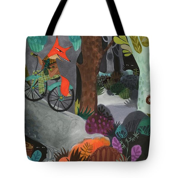 Prophecy Of The Bird Tote Bag