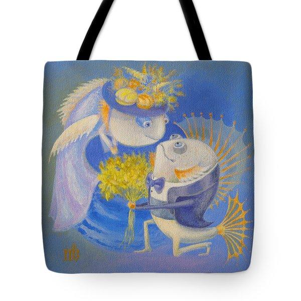 Proposal Tote Bag