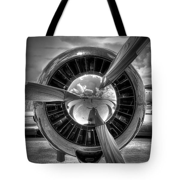 Props And Jet Tote Bag
