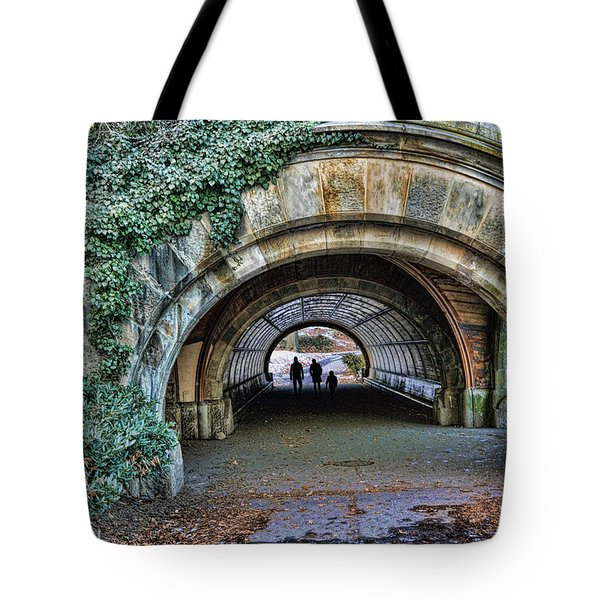 Prospect Park Passage - Brooklyn Tote Bag by Jeffrey Friedkin