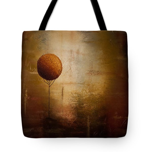 Prosperity Tote Bag by Carmen Guedez