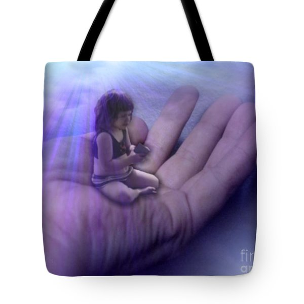Protect Their Souls Tote Bag