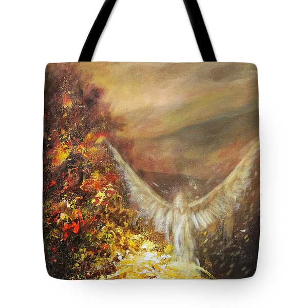 Protecting Mother Earth Tote Bag