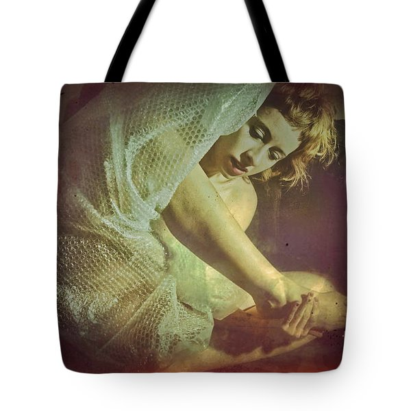 Protection - A Body Performance Tote Bag