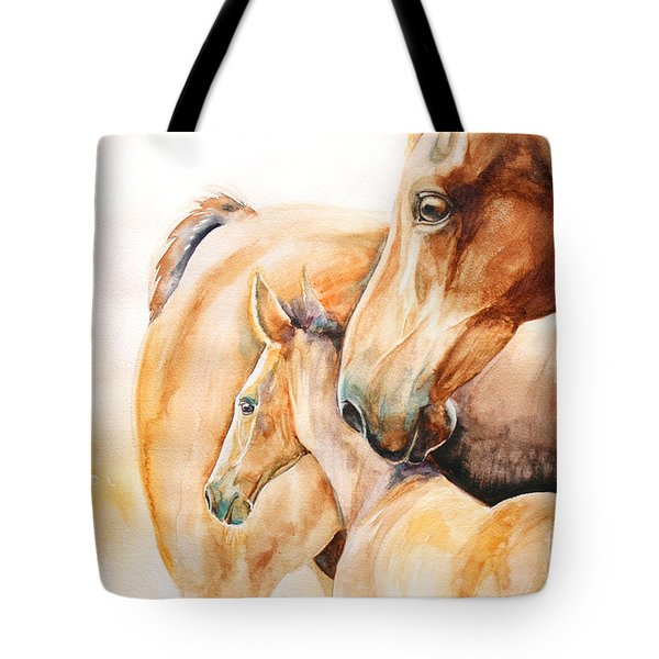 Protection Tote Bag by Tamer and Cindy Elsharouni