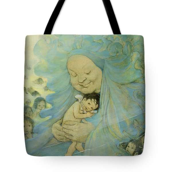 Protection Circa 1916 Tote Bag by Aged Pixel