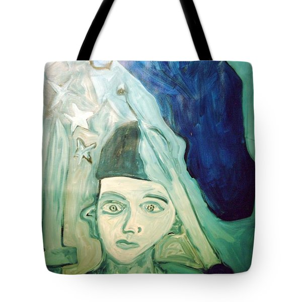 Protector Of The Great Land Tote Bag