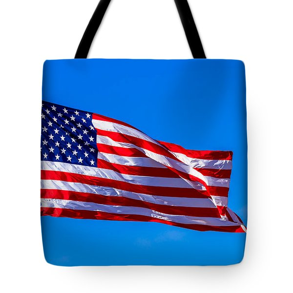 Proud And Free Tote Bag by Doug Long