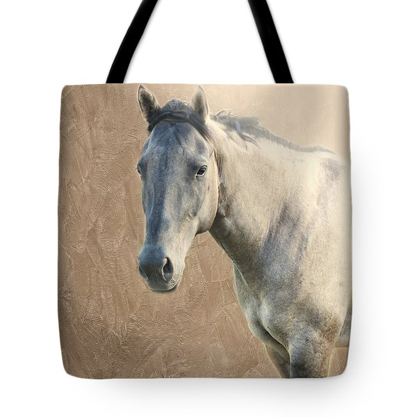 Proud Tote Bag by Betty LaRue