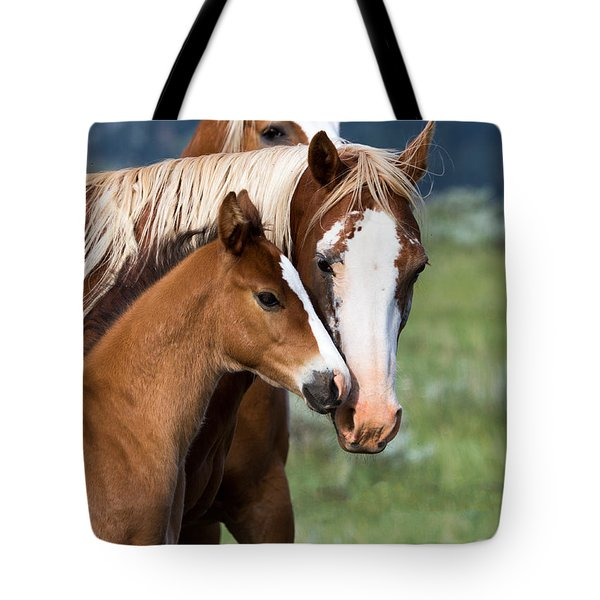 Proud Mommy Tote Bag