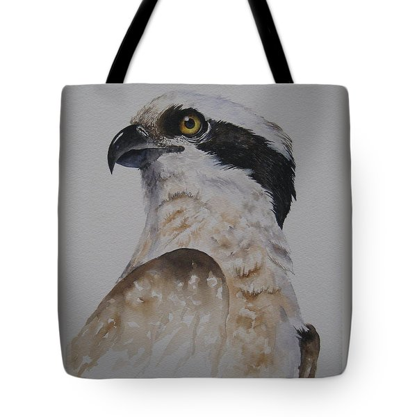 Proud Osprey Tote Bag