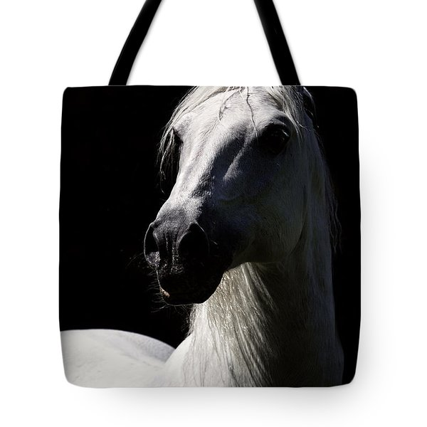 Proud Stallion Tote Bag by Wes and Dotty Weber