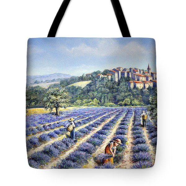 Provencal Harvest Tote Bag