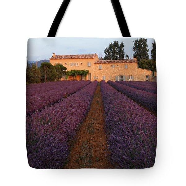 Provencal Villa  Tote Bag