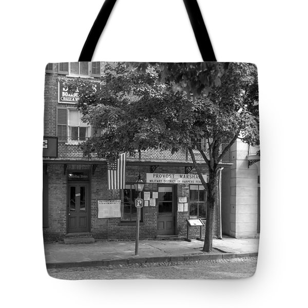 Provost Marshal Tote Bag by Guy Whiteley