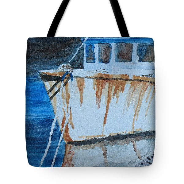Prow Reflected Tote Bag