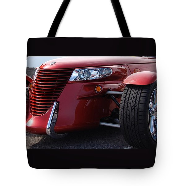 Prowler  Tote Bag by Chris Thomas