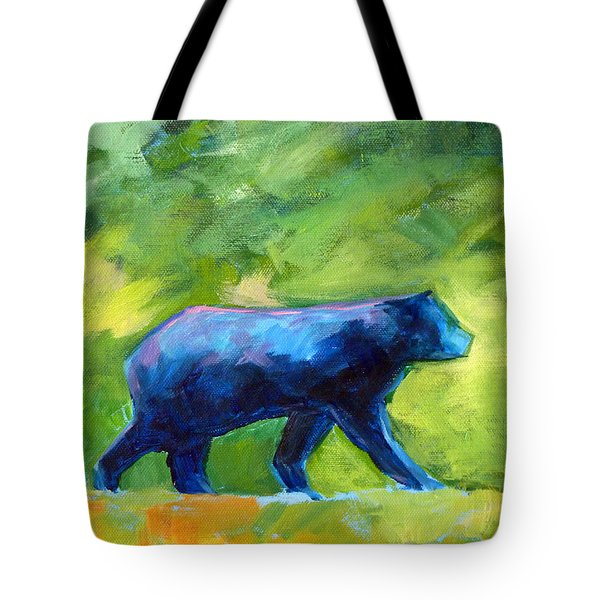 Prowling Tote Bag