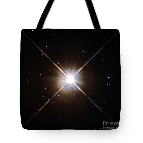 Proxima Centauri Tote Bag by Science Source