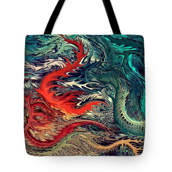 Psar-2 By Rafi Talby Tote Bag by Rafi Talby