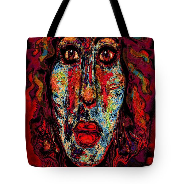 Psychic Tote Bag by Natalie Holland