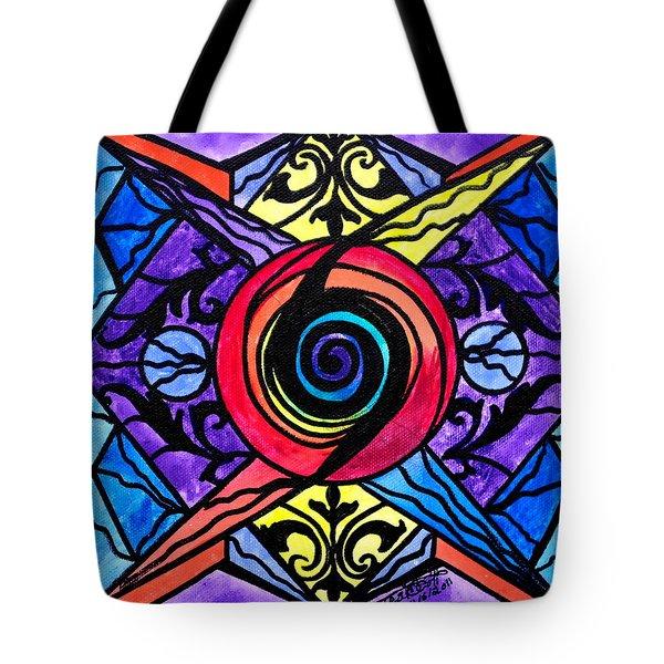 Psychic Tote Bag by Teal Eye  Print Store