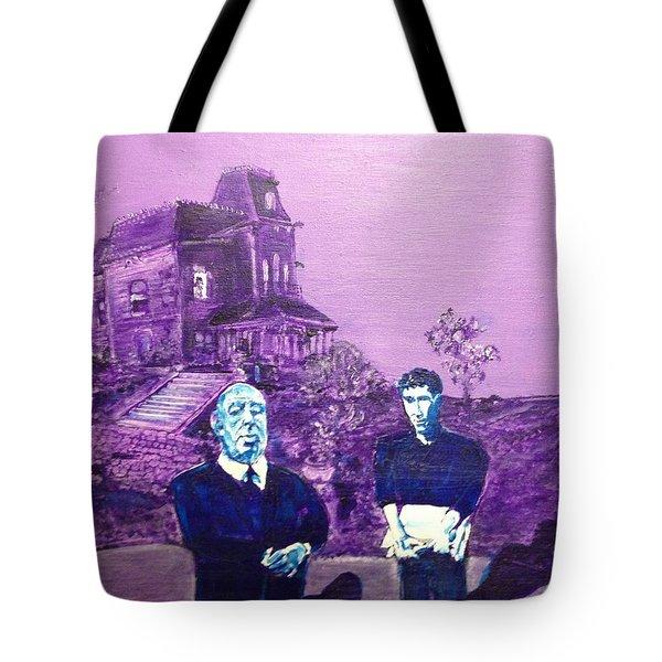 Psycho Set Tote Bag
