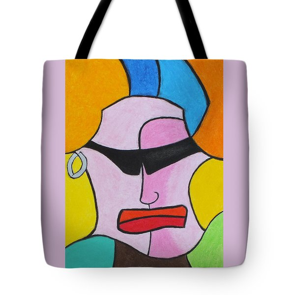 Psychobilly Tote Bag by Sven Fischer