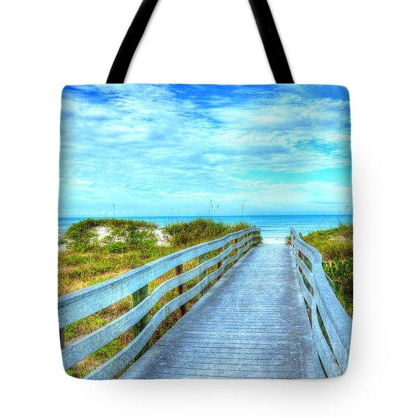 Public Access Tote Bag by Debbi Granruth