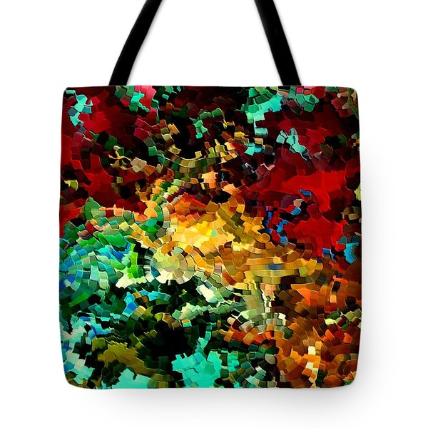 Puddle By Rafi Talby Tote Bag by Rafi Talby