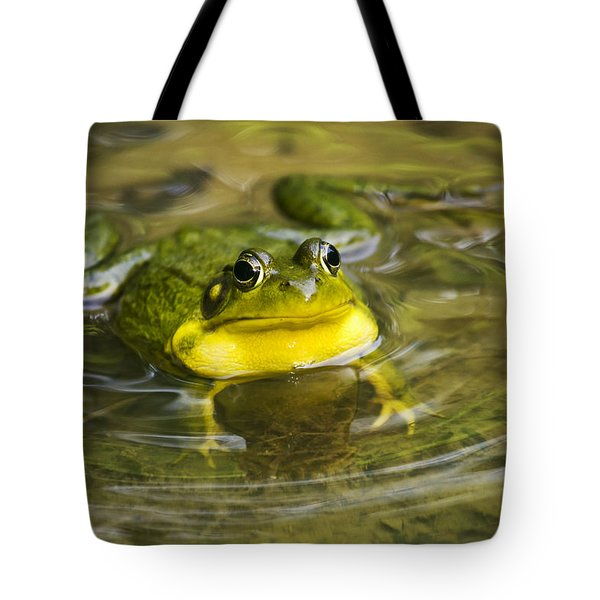 Puddle Jumper Tote Bag by Christina Rollo