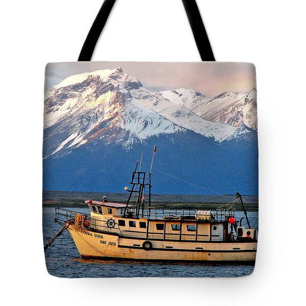 Mama Dina Tote Bag