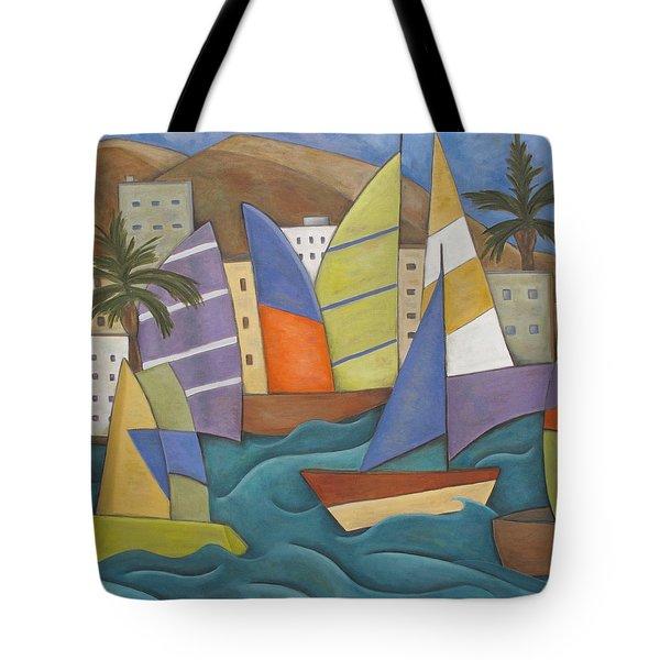 Puerto Nuevo Tote Bag