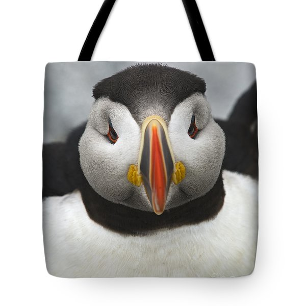 Puffin It Up... Tote Bag
