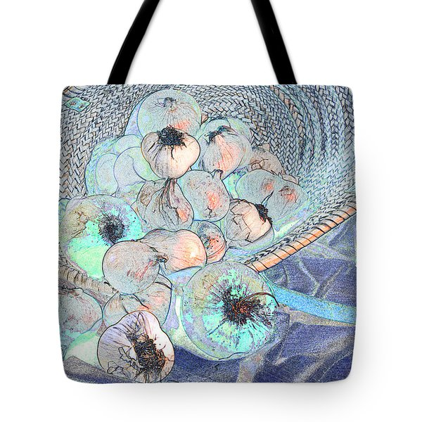 Pungent Overflow Tote Bag by Jean Noren