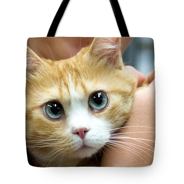 Punky Tote Bag