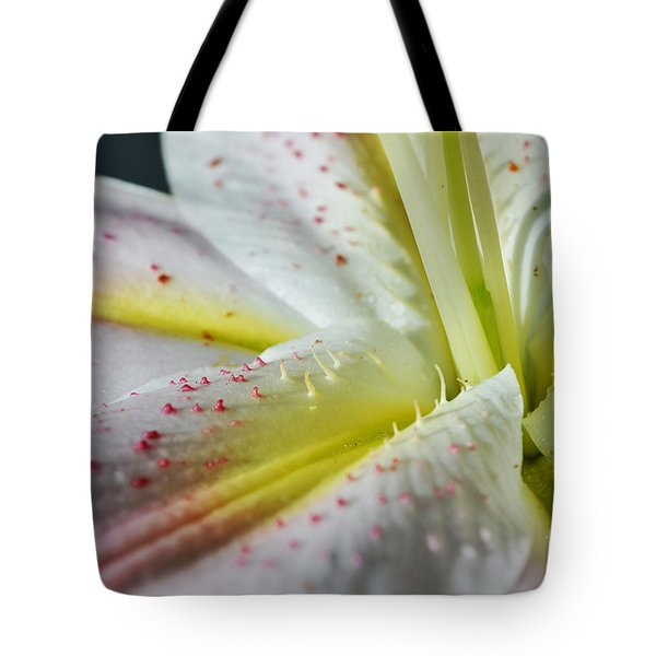 Pure And Fragrant Tote Bag by Felicia Tica